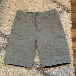 Vissla Green Men's Khaki Short